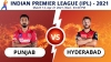 IPL 2021: തകർന്നടിഞ്ഞ് പഞ്ചാബ്; ബെയർസ്റ്റോയുടെ അർധ സെഞ്ച്വറിയിൽ ഹൈദരാബാദിന് അനായാസ ജയം