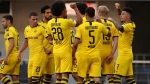 Bundesliga: ഗോള് വര്ഷിച്ച് ഡോട്മുണ്ടും ബയേണും, സാഞ്ചോയ്ക്കു കന്നി ഹാട്രിക്ക്... റെക്കോര്ഡ്