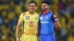 IPL 2020: സിഎസ്കെ x ഡല്ഹി, ജയം ധോണിക്ക് അഭിമാന പ്രശ്നം, കണക്കുകളില് സിഎസ്കെ