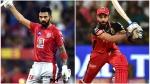 IPL 2020: ആര്സിബി ഇന്ന് പഞ്ചാബിനെതിരേ; വേദി, സമയം, കളിക്കണക്ക്- അറിയേണ്ടതെല്ലാം