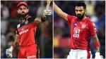 IPL 2020: ആര്സിബി X പഞ്ചാബ് മത്സരം, പുതിയ നാഴികക്കല്ല് കുറിക്കാനൊരുങ്ങി നാല് പേര്