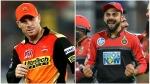 IPL 2020: ആര്സിബി X ഹൈദരാബാദ്, മുഖാമുഖം പോരാട്ടത്തില് ആരാണ് കേമന്?