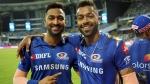 IPL 2020: മുംബൈയുടെ പാണ്ഡ്യ ബ്രദേഴ്സിന് ധോണിയുടെ സ്നേഹ സമ്മാനം, ഏറ്റെടുത്ത് ആരാധകര്
