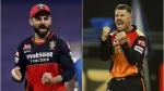 IPL 2020: ആര്സിബിക്കും ഹൈദരാബാദിനും ഇന്ന് നിര്ണ്ണായകം- ഷാര്ജയില് തീപാറും