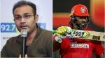 IPL 2020: 'ടി20യുടെ ബ്രാഡ്മാന്'- ക്രിസ് ഗെയ്ലിനെ പുകഴ്ത്തി വീരേന്ദര് സെവാഗ്