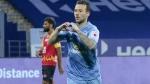 ISL 2020-21: ഈസ്റ്റ് ബംഗാളിന് രക്ഷയില്ല, മുംബൈയ്ക്കു മുന്നില് തരിപ്പണം- തോല്വി 0-3ന്