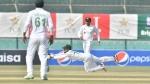 Pak Vs SA 1st Test: ദക്ഷിണാഫ്രിക്ക 220ന് പുറത്ത്, പാകിസ്താനും ബാറ്റിങ് തകര്ച്ച