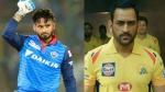 IPL 2020-21: വാംഖഡെയില് ആര്ക്കു മുന്തൂക്കം? ഡിസി-സിഎസ്കെ അങ്കത്തിനു മുമ്പ് കണക്കുകളറിയാം