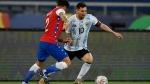 Copa America 2021: അര്ജന്റീനയും ചിലിയും ഒപ്പത്തിനൊപ്പം, യൂറോയില്  സ്പെയിനിനു സമനിലത്തുടക്കം