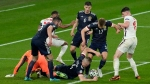 Euro cup 2021: പ്രീക്വാര്ട്ടറിനായി ഇംഗ്ലണ്ടിനു കാത്തിരിക്കണം, സ്കോട്ട്ലാന്ഡുമായി സമനില