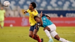 Copa america 2021: പൊരുതി വീണ് ഇക്വഡോര്, വിജയത്തോടെ തുടങ്ങി കൊളംബിയ