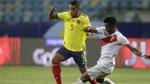 Copa America 2021: പ്രതീക്ഷ കാത്ത് പെറു, കൊളംബിയക്കെതിരേ ആവേശ ജയം
