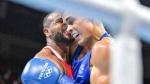 Olympics 2021: ഇടിയേറ്റില്ല, പിന്നാലെ ചെവിക്കു കടിക്കാന് ശ്രമം! മൊറോക്കന് ബോക്സര് വിവാദത്തില്