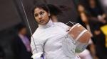 Olympics 2021: ഫെന്സിങിലെ അരങ്ങേറ്റം ജയത്തോടെ, ഇന്ത്യന് താരം ഭവാനി ദേവി മുന്നേറി