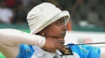 Olympics 2021: ഷൂട്ട് ഓഫില് മുന് ലോക ചാംപ്യനെ വീഴ്ത്തി; ദീപിക കുമാരി ക്വാര്ട്ടറില്