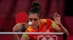 ഒളിമ്പിക്സ് 2021: പ്രീക്വാര്ട്ടറില് മാനിക ബത്ര കീഴടങ്ങി, ഇന്ത്യയ്ക്ക് തുടരെ നിരാശ