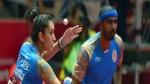 ഒളിമ്പിക്സ് 2021: ടേബിള് ടെന്നീസ് മിക്സഡ് ഡബിള്സില് ഇന്ത്യ പുറത്ത്; വന്നിരാശ