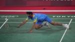ഒളിമ്പിക്സ് 2021: ബാഡ്മിന്റണില് സായ് പ്രണീതിന് വീണ്ടും തോല്വി, പുറത്തേക്ക്