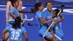 ടോക്കിയോയിൽ കന്നി ജയവുമായി ഇന്ത്യൻ വനിതാ ഹോക്കി ടീം; അയർലൻഡിനെ തകർത്തത് 1-0ന്