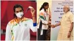 olympics 2021: അവള് ഇന്ത്യയുടെ അഭിമാനമാണ്, സിന്ധുവിനെ പ്രശംസിച്ച് പ്രധാനമന്ത്രിയും ബോളിവുഡും