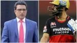 IPL 2021: 'ഈ ബാറ്റിങ് മനസിലാകുന്നില്ല', കോലിയുടെ മെല്ലെപ്പോക്ക് ഇന്നിങ്സിനെ വിമര്ശിച്ച് സഞ്ജയ്
