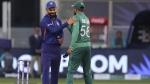 T20 world cup 2021: മുട്ടുകുത്തി രോഹിത്, നെഞ്ചത്ത് കൈവെച്ച് ബാബര്, വംശീയതക്കെതിരെ സന്ദേശം