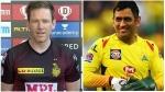 IPL 2021: 'ധോണിയുടെ നിലവിലെ പ്രകടനം മോര്ഗനെക്കാള് ഭേദം', കെകെആര് നായകനെതിരേ ഗൗതം ഗംഭീര്