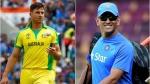 T20 World Cup:'അതൊരു വലിയ അംഗീകാരമായിരുന്നു', ധോണി നല്കിയ ഉപദേശത്തെക്കുറിച്ച് സ്റ്റോയിനിസ്