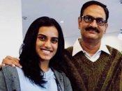 സിന്ധു ഹൃദയശൂന്യയെന്ന് മുന് കോച്ച്; പ്രതികരണവുമായി താരത്തിന്റെ പിതാവ്