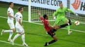 Europa league: രക്ഷകനായി ബ്രൂണോ, യുനൈറ്റഡ് സെമിയില്; ഇന്ററിനും സെമി ബെര്ത്ത്