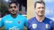 IPL 2020: സ്റ്റെയിനെ കണ്ട് 'വണ്ടറടിച്ച്' ഡല്ഹി യുവ പേസര്- അവിശ്വസനീയമായ അനുഭവമെന്ന് തുഷാര്