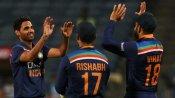 IND vs ENG: ബ്രില്ല്യന്റ് ഭുവി, അവിശ്വസനീയ ബൗളിങ്- പരമ്പരയിലെ റാങ്കിങ് അറിയാം