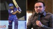 IPL 2021: 'ഞാന് ഇതുവരെ ഒരോവറില് ആറ് ബൗണ്ടറി നേടിയിട്ടില്ല'- പൃത്ഥ്വിയെ പ്രശംസിച്ച് സെവാഗ്