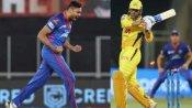 IPL 2021: ധോണിയെ ബൗള്ഡാക്കിയത് റിഷഭിന്റെ നിര്ദേശം! വെളിപ്പെടുത്തലുമായി ഡിസി പേസര്