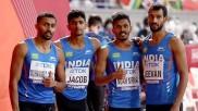 Olympics 2021: മലയാളിത്തിളക്കം, 4x400 മീറ്റർ റിലേയിൽ ഏഷ്യൻ റെക്കോർഡ് തിരുത്തി ഇന്ത്യ