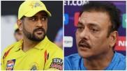 IPL 2021: 'കിങ് കോങ്'; ധോണി ചരിത്രത്തിലെ ഏറ്റവും മികച്ച നായകനെന്ന് രവി ശാസ്ത്രി