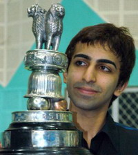 Sports Pankaj Wins World Billiards Championship
