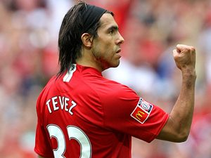 Sports Carlos Tevez Suspension Manchester City Aid