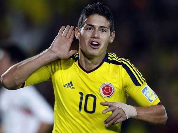 Best Goal Of World Cup Goes To James Rodriguez
