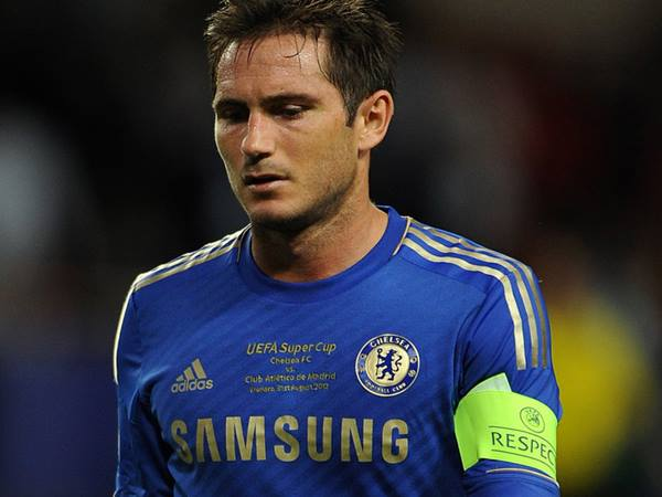 Frank Lampard Retires After Winning 106 Caps