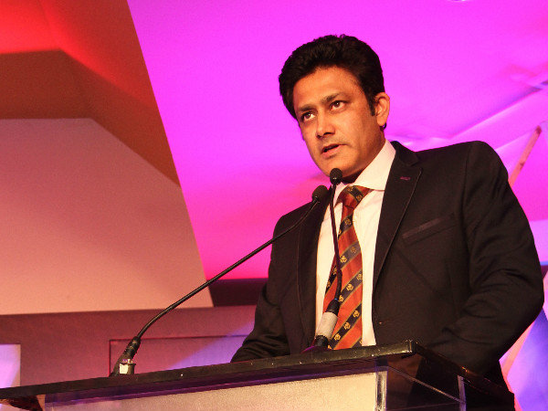 I Was Bending My Arm As Fast Bowler Recalls Anil Kumble