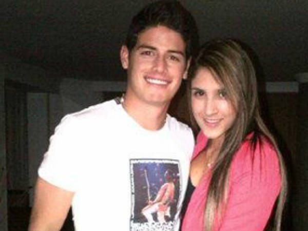 James Rodriguez S Wife Daniela Makes Her Debut Madrid Volleyball Team