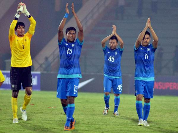 India Loses To Guam In Soccer World Cup Qualifiers
