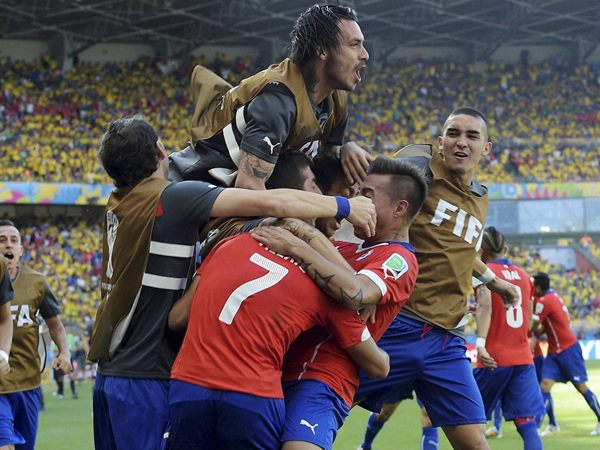 Chile Advance Into Quarter Final With Win Against Bolivia