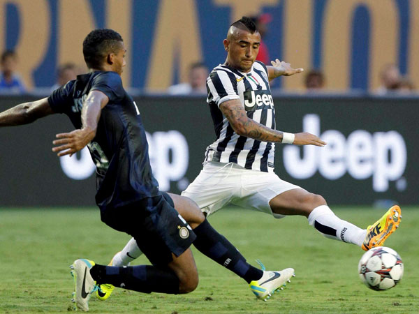 Threatening Police Officer During Arrest Arturo Vidal Faces Charge