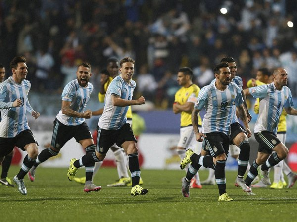 Argentina Moves To No 1 In World Rankings India