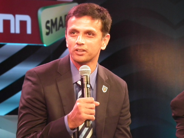Give Respect To Spinners Early On Says Dravid
