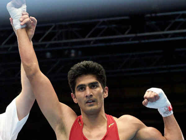 What Debut Vijender Kos Opponent Pro Boxing