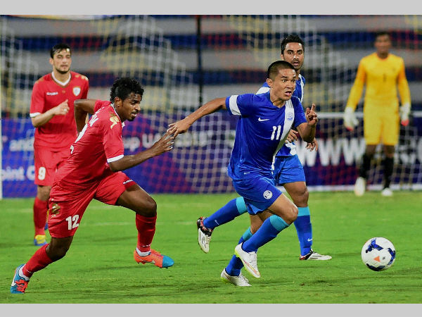 Fifa World Cup India Suffer Fifth Straight Defeat As They G
