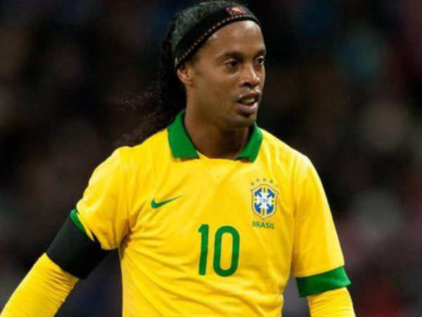 Ronaldinho To Arrive Kerala Sunday